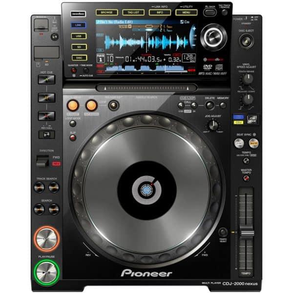 Pioneer CDJ2000nxs