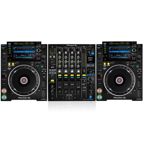 Pioneer nxs2 djm900 nexus2