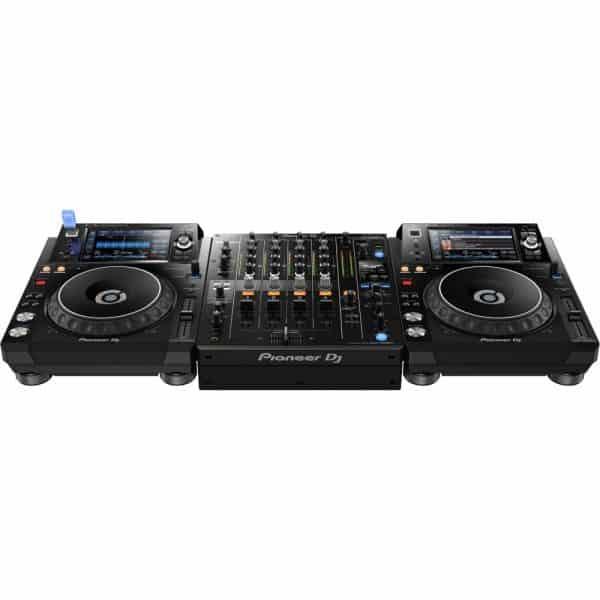 pioneer dj djm 750 mk2 professional 4 channel mixer 2 xdj 1000mk2 rekordbox dj