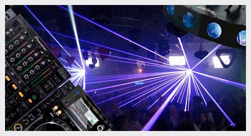 licht geluid dj-set huren Amsterdam